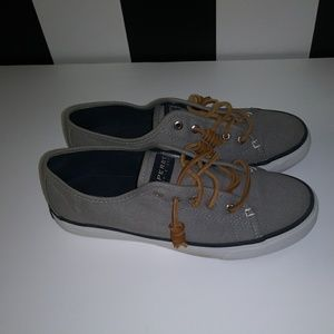 Sperry Top-Sider Slip on Sneakers 7.5